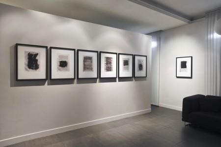 "Joan Fontcuberta, installation view of the exhibition ""Deletrix"". Image © Rebecca Fanuele"
