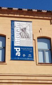 AD LITTERAM, Mena Building in Málaga