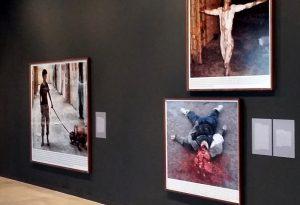 AD LITTERAM exhibition view